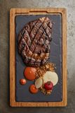 T bone Beef steak stock photos