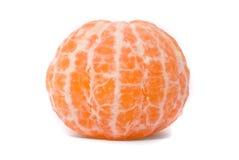Juicy Tangerine Royalty Free Stock Photos