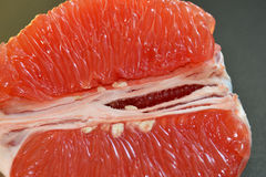 Juicy and tasty grapefruit. royalty free stock photo