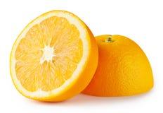 Juicy tropical orange Royalty Free Stock Photos