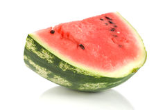 Juicy watermelon Stock Photos