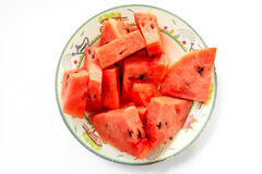 Juicy Watermelon. Royalty Free Stock Photography