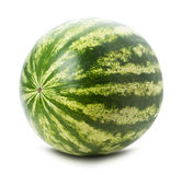 Juicy watermelon isolated on the white background Stock Photo