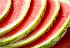 Juicy watermelon Stock Photo