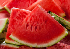 Juicy watermelon Stock Photography