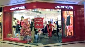 Juicygirl in hong kong Stock Photo