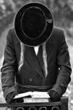 Juif orthodoxe prie, des juifs, judaism, hasidim Guerre biologique images stock