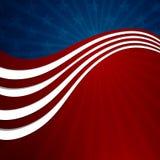 4 juillet Jour de la Déclaration d'Indépendance illustration stock