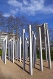 7 juillet mémorial en Hyde Park Image libre de droits
