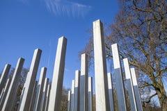 7 juillet mémorial en Hyde Park Photo libre de droits