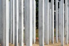 7 juillet mémorial en Hyde Park Photos stock