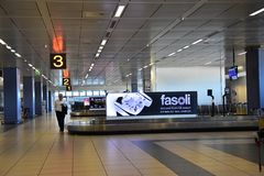 2016 juillet Verona Italy - aéroport Vérone de foyer Photographie stock