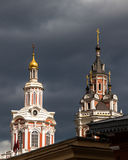 Juin, 04 2017 Moscou, Russie Monastère du Mandylion saint Photo libre de droits
