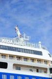 22 juin 2014 Velsen ; les Pays-Bas : Aida Stella sur le nord S Image libre de droits
