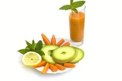 juise marchwiany melon Fotografia Stock