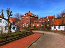 Juist, île de Frisian Image stock