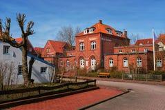 Juist, Frisian-Eiland Royalty-vrije Stock Fotografie