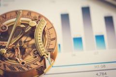 Juiste richting van uw zaken Royalty-vrije Stock Foto