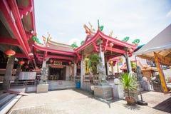 Juitui寺庙普吉岛 库存照片