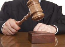 Juiz Imagens de Stock