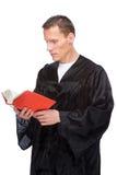 Juiz (advogado) Foto de Stock Royalty Free