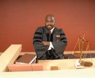 Juiz alerta Fotos de Stock Royalty Free