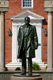 Juiz do Tribunal Supremo Thurgood Marshall Statue dos E.U. Foto de Stock Royalty Free