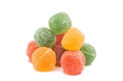 Jujub barwione piłki, Fotografia Royalty Free