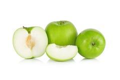 Jujube φρούτα που απομονώνονται στο άσπρο υπόβαθρο Στοκ Φωτογραφία