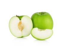 Jujube φρούτα που απομονώνονται στο άσπρο υπόβαθρο Στοκ Εικόνες