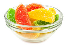 Jujube in a bowl Stock Photography
