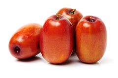 Jujube or chinese date Stock Image