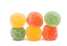 Jujube colored balls,  Royalty Free Stock Photo