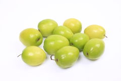 Jujube fruit Stock Photo