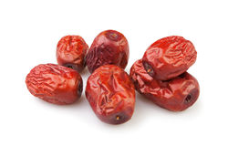 Jujube group Royalty Free Stock Photography