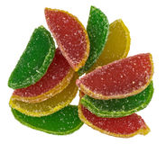 Jujube jelly candies Stock Images