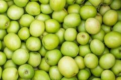 Jujube Mike, een heerlijk fruit in Thailand royalty-vrije stock fotografie