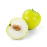 Jujube or Monkey apple Royalty Free Stock Images