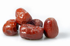 Jujubes/date Royalty Free Stock Photography