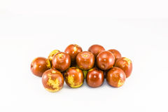 Jujubes frais image stock