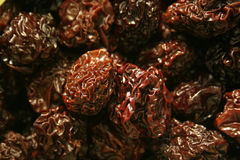 Jujubes rouges Photos stock
