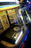 JUKE BOX from the 60s Stock Photo
