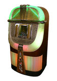 Juke Box From The 40s Royalty Free Stock Photos