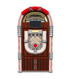 Juke Box Radio Royalty Free Stock Images