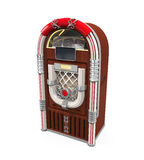 Juke Box Radio Royalty Free Stock Photography