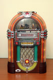 Jukebox Imagem de Stock Royalty Free