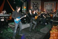 Jukebox band Stock Images
