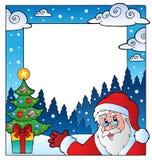 jul 1 inramniner tema Fotografering för Bildbyråer