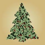 Jul vektor illustrationer