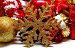 Jul ande, hälsningar och glädje royaltyfria foton